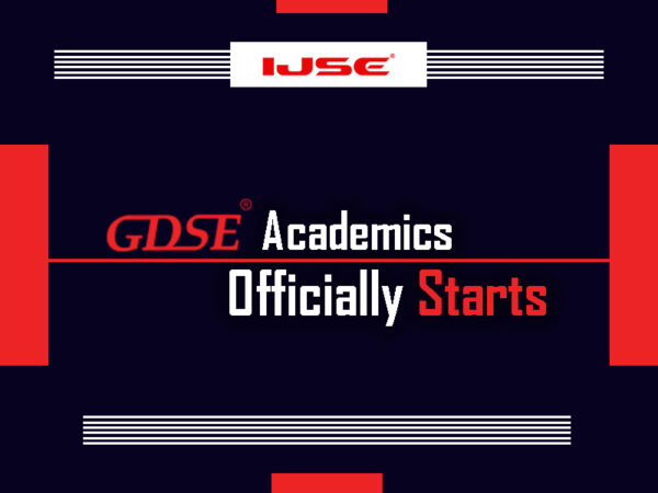 GDSE 55/56 Academic sessions now commencing!