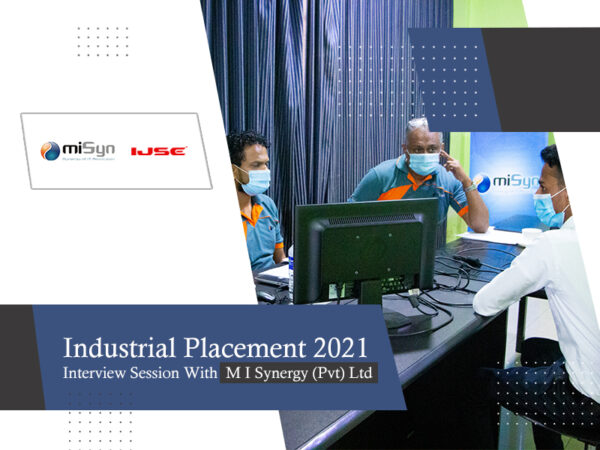 Industrial Placement 2021 – Interview Session With MiSynergy