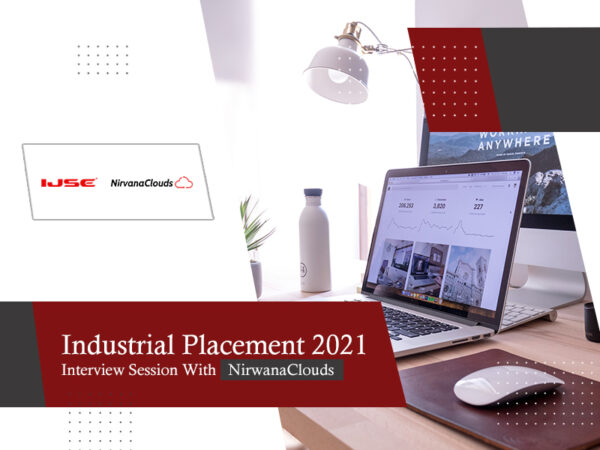 Industrial placement 2021 – Interview session with Nirvana Clouds