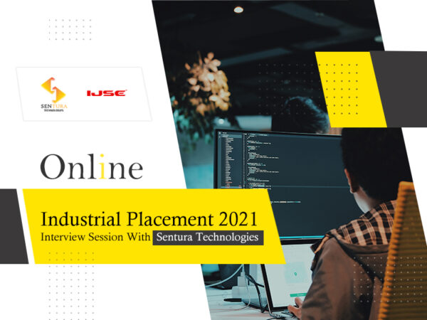 First Interview Session With Sentura Technologies – Industrial Placement 2021